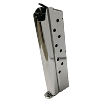 1911 9-Round Stainless Steel Magazine - 9mm