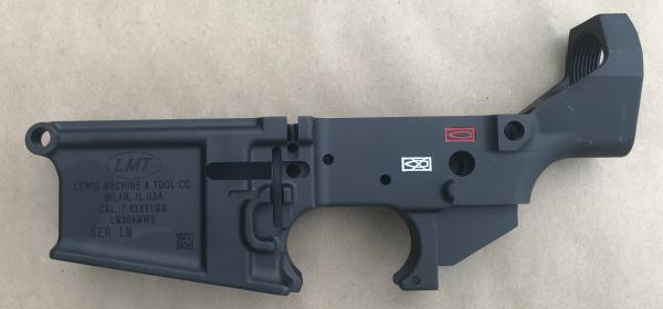 LMT .308 Stripped Lower Receiver Kit