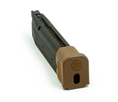 AIRSOFT PROFORCE M17 MAGAZINE COMPLETE GREEN GAS HOUSING