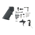 Complete Lower Parts Kit w/QMS Trigger and Grip