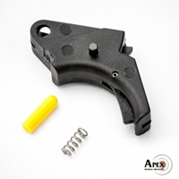Polymer Action Enhancement Trigger for the M&P