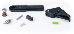 Flat-Faced Action Enhancement Trigger & Duty/Carry Kit for M&P Shield