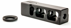 Square Shooter AR-15 Compensator