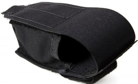 Belt Mounted Ten-Speed Pepper Spray Pouch - Black