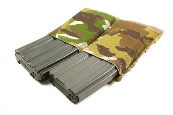Ten-Speed Double M4 Mag Pouch
