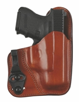 Model 100T Professional Tuckable Inside Waistband Holster
