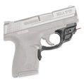 S&W Shield 9mm - .40cal Laserguard