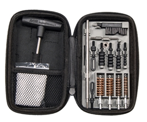 Compact Pistol Cleaning Kit