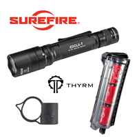 EDCL2-T Dual Output LED Everyday Carry & Thyrm Combo