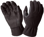 Fleece Touch Screen Gloves  Black