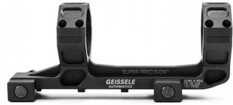 Super Precision Scope Mount 34MM (Mark 6), for SR-25 - Black