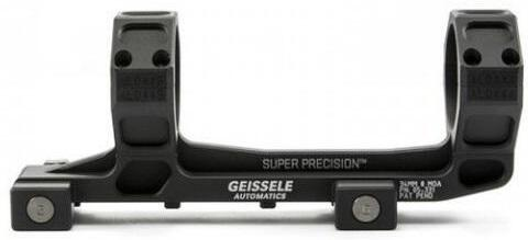 Super Precision Scope Mount 34MM (CQBSS), for SR-25 - Black