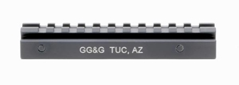 Standard And Scout Length Rails for AR-15