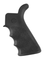 AR-15/M-16 Rubber Grip Beavertail w/ Finger Grooves