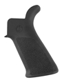 AR-15/M-16 Rubber Grip Beavertail w/No Finger Grooves