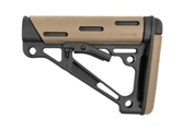 AR-15/M-16 OverMolded Collapsible Buttstock - Mil-Spec