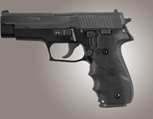 SIG SAUER P226 Rubber W/ Finger Grooves