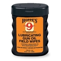 Lubricating Gun Oil Field Wipes