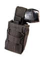 Stun Gun Taco - Belt Mount, Black