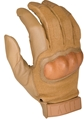 Hard Knuckle Tactical Glove Coyote