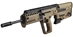 TAVOR X95 556 18 FDE 10RD - IWI XFD18RS-LE