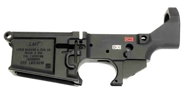 308MWS LOWER RECEIVER, STRIPPED
