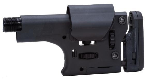 DESIGNATED MARKSMAN RIFLE BUTTSTOCK, DESIGNED FOR 308 RIFLES WITH CARBINE TUBES