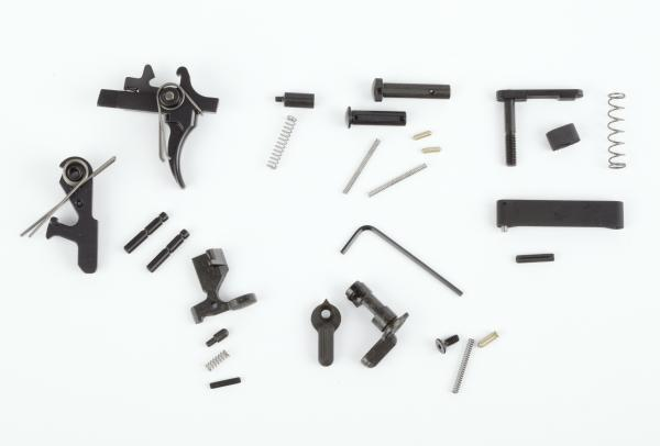 5.56 LOWER PARTS KIT, 2 STG TRIGGER/HAMMER, S/A AMBI SELECTOR