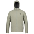 Light Insulated Hoody, Bering Grey