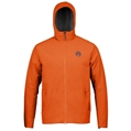 Light Insulated Hoody, Rust