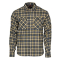 Logger Flannel Woven Shirt, India Ink
