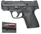 M&P Shield - .40S&W - CA Compliant