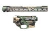 "M4E1 Builder Set w/ 15"" ATLAS S-ONE M-LOK Handguard - M81 Woodland Camo Builder Set ar15 builder set, ar15 lower build, ar15 lower build kit, ar15 upper build, aero precision, aero precision upper, aero precision m4e1, aero precision complete upper, aero precision handguard, aero precision atlas"