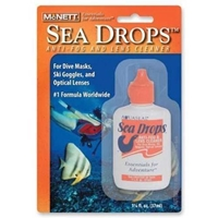 Sea Drops™ Anti-Fog & Lens Cleaner