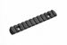 MOE Polymer Rail L5 - 11 Slot - MP MAG409-BLK
