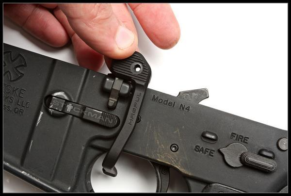 B.A.D. Lever - Battery Assist Device AR15/M4