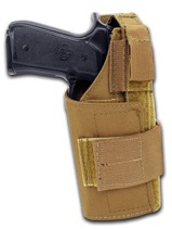 Modular Universal Holster Coyote Right Hand
