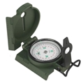 Lensatic Compass W/Plastic Case