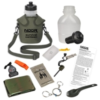 Survival Canteen Kit w/Advanced Filter