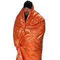 Emergency Survival Blanket - Orange/Silver