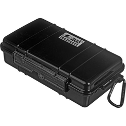 1060 Micro Case Black with Black Lid