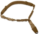 Padded CQB Single Point Sling Coyote