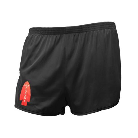 Ranger Panties - 1st Special Services Force, Black