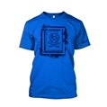 T-Shirt - Liberty or Deah, Blue