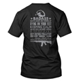 T-Shirt - Ultimate Motivational, Black
