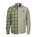 REV Tech Logger Shacket, Bering Grey
