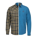 REV Tech Logger Shacket, Dark Blue