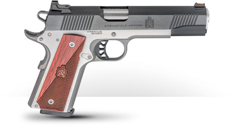 RONIN 1911 BLUED/STAINLESS springfield armory, springfield armory ronin, springfield armory 1911, springfiled armory ronin 9mm