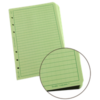 Universal Tactical Loose Leaf Green