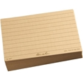 All Weather Index Cards (100 Pack) Tan